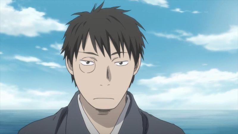 ¿A qué se dedica Adashino? Un personaje recurrente fanático del mundo de los Mushis.