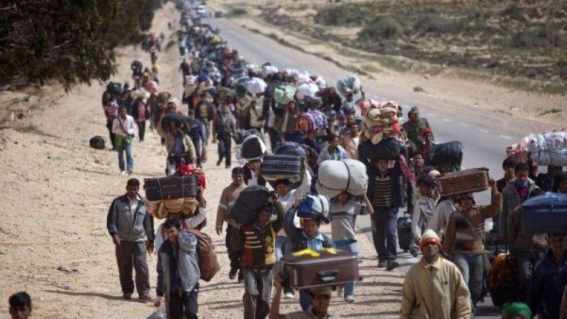 Refugiados: ¿Fronteras abiertas o cerradas?