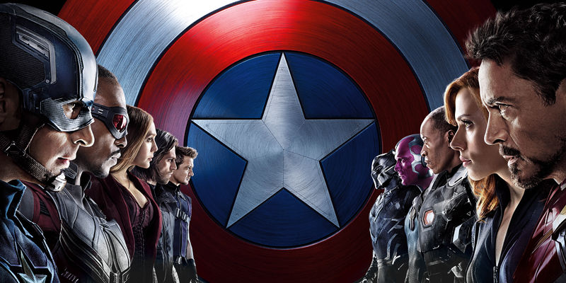 Pregunta importante: ¿Iron Man o Capitán America?