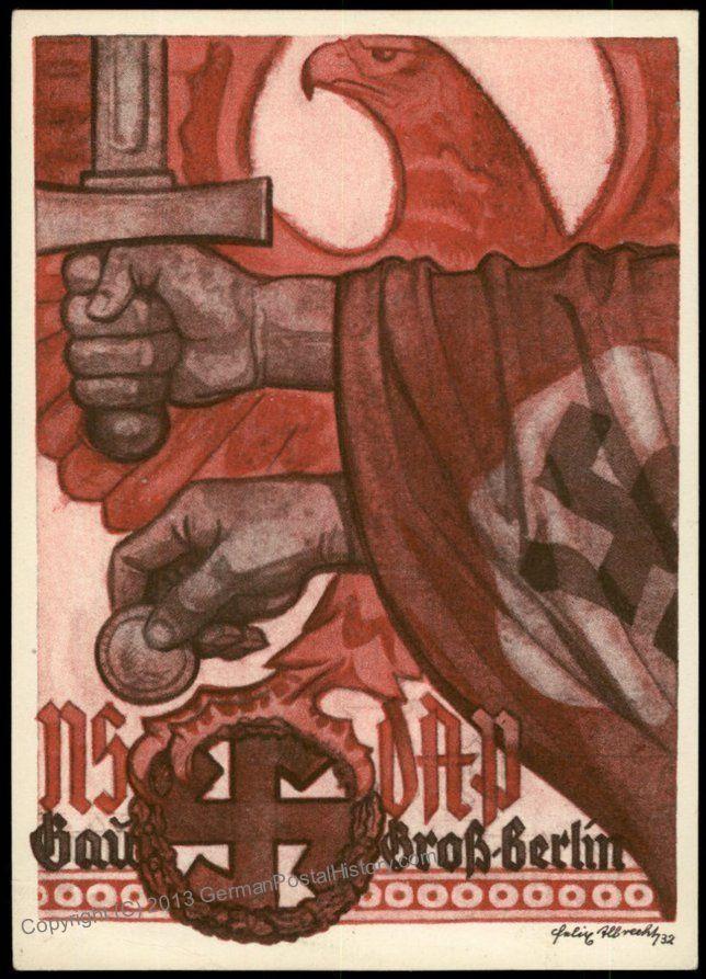 Los nazis se consideraban...