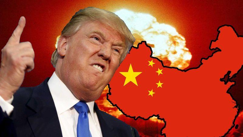 ¿Qué tiene más resultados, Donald Trump o China?