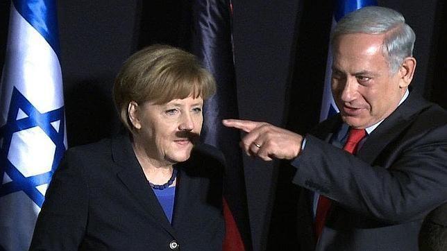 ¿Qué tiene más resultados, Merkel o Hitler?