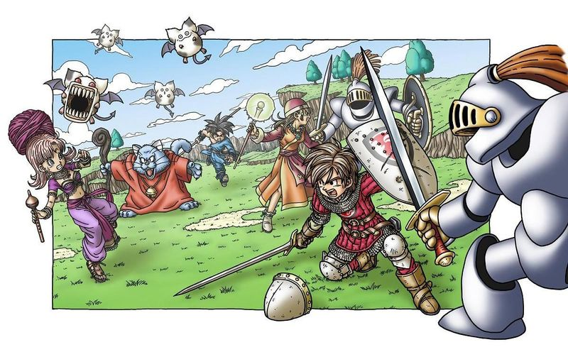 20316 - Monstruos de Dragon Quest