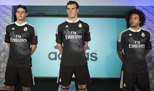 20336 - ¿Puedes relacionar las 2das equipaciones del Real Madrid de los últimos años?