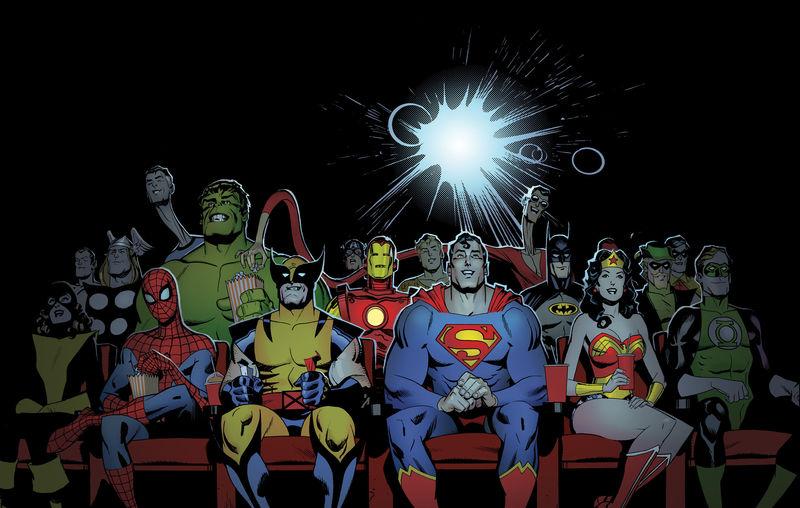 20382 - Superhéroes y villanos: Lucha de actores (Parte 2)
