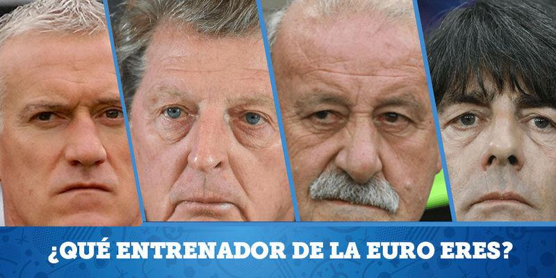 20416 - ¿Qué seleccionador de la Eurocopa eres?