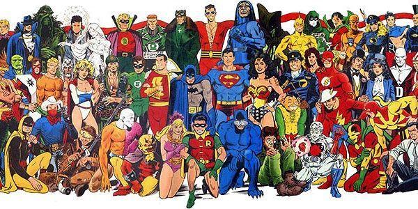 Superhéroes: ¿Cuál de estos superhéroes no ha existido?