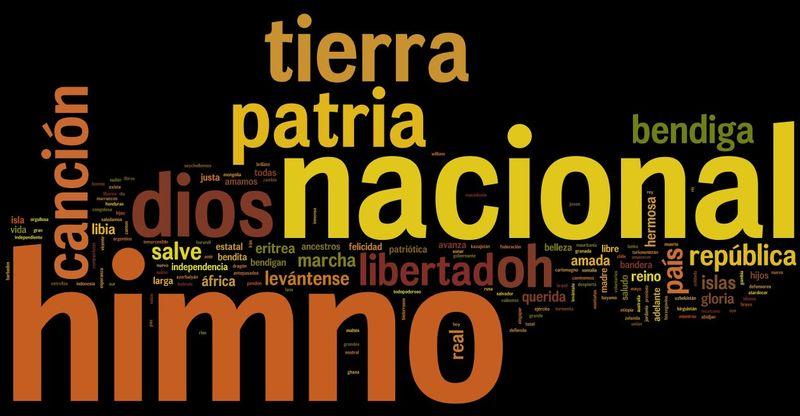 20457 - ¿Te sabes los himnos en Español de estos países?