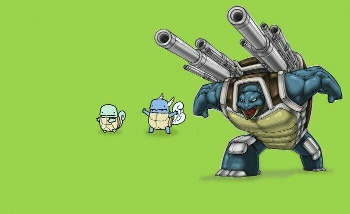 20469 - ¿Sabrías reconocer estos Pokémon?