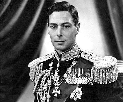¿Cuál era el primer nombre del Rey Jorge VI?
