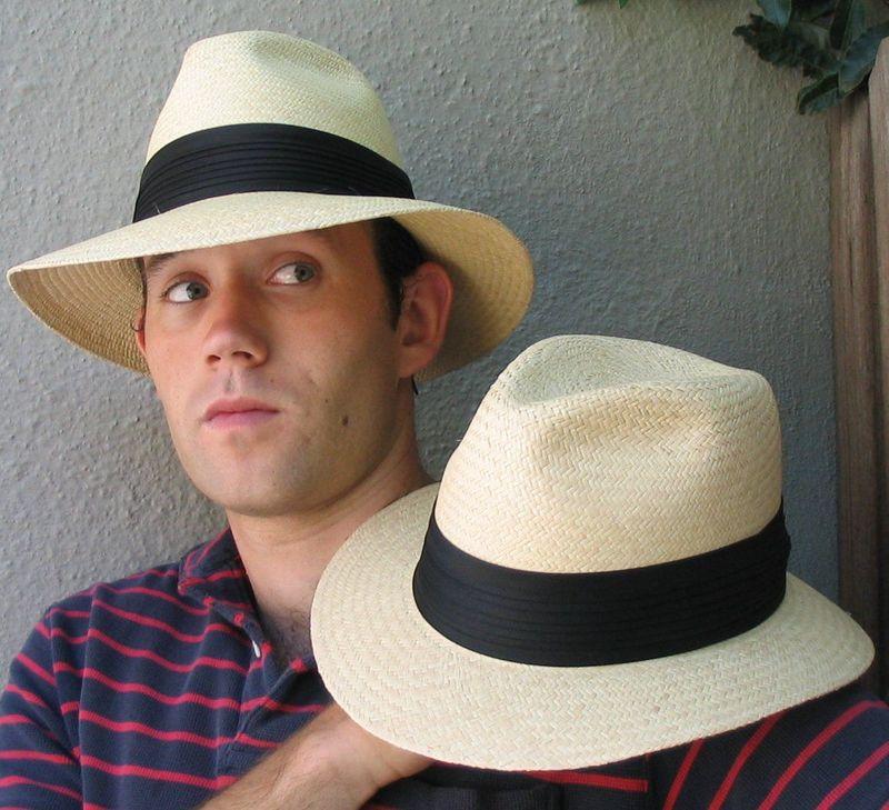 ¿Qué país fabrica los famosos Panamá Hats?
