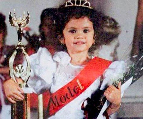 ¿Dónde nació esta preciosa niña?