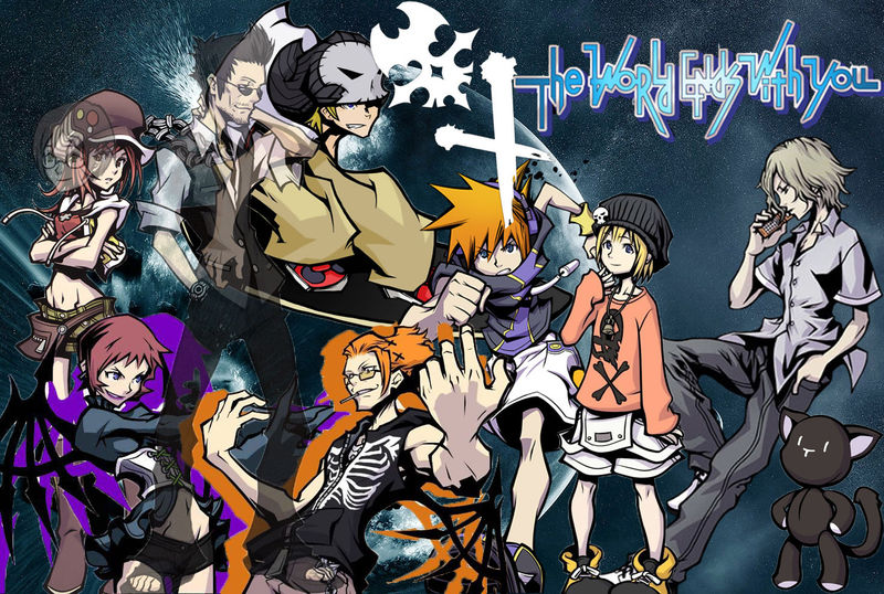 20515 - ¿Cuánto sabes de The World Ends With You? [SPOILERS]