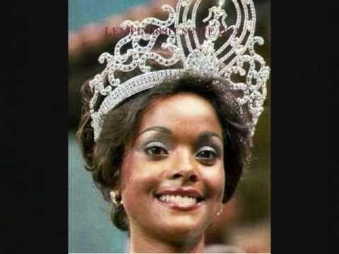 ¿Quién fue la primera Miss Universo negra?