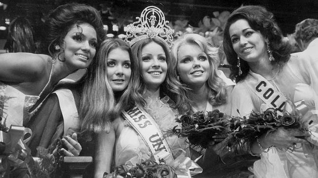 ¿Quien ganó Miss Universo en 1974?