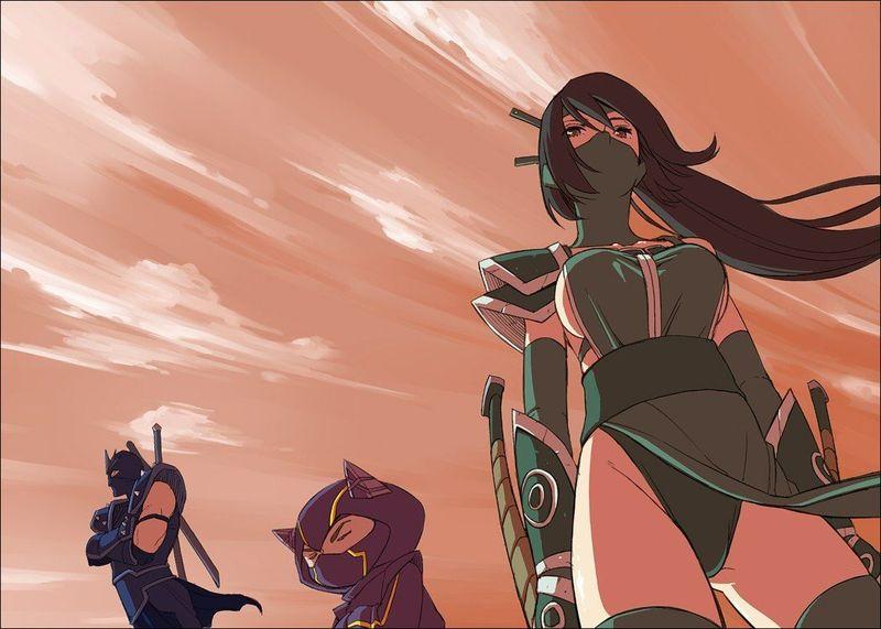 ¿Cómo se llama la orden donde están Akali, Kennen y Shen?