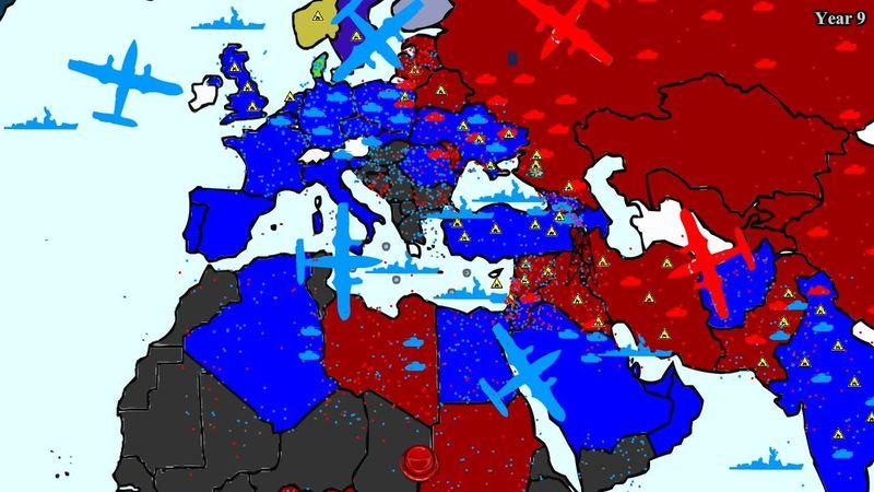 ¿Qué bando ganaría esta supuesta tercera guerra mundial?