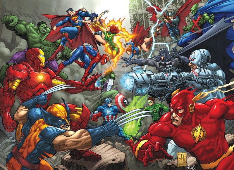 20560 - Curiosidades de Superheroes