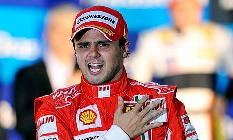 ¿Cuantos títulos mundiales tiene Felipe Massa?