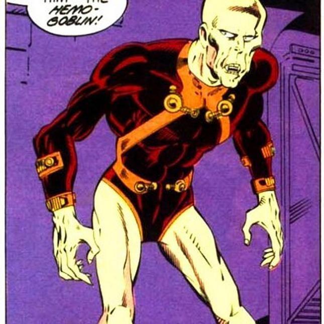 Un personaje de DC era un Vampiro creado para eliminar a la gente no caucásica, ¿cómo lo hacía?