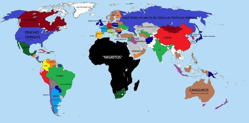 20583 - ¿Serías capaz de relacionar las siguientes banderas con su país? (Nivel difícil)