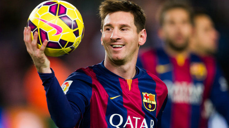 20585 - ¿Cuánto sabes de Leo Messi?