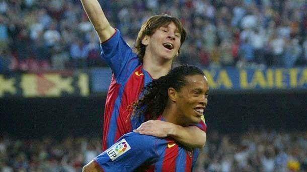 ¿Contra qué equipos marcó Messi su primer gol y su primer hat-trick (respectivamente) con el primer equipo del Barça?