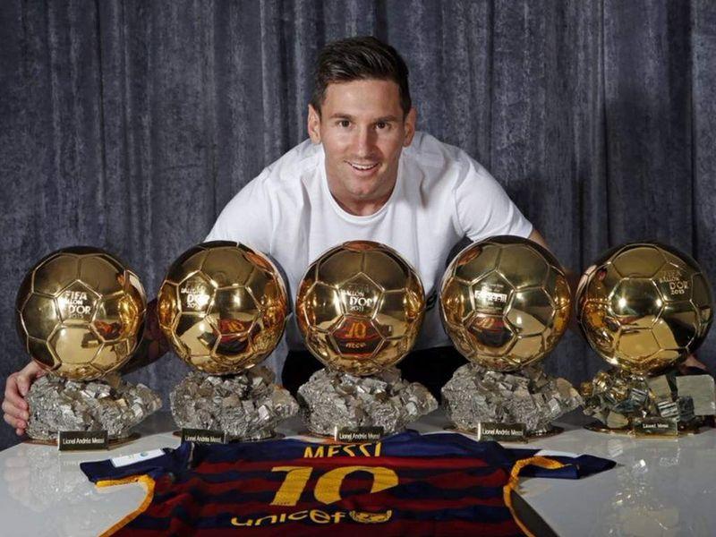 En 2009, Messi logró el Balón de Oro con el mayor porcentaje de votos en toda la historia del galardón. ¿Qué porcentaje fue?