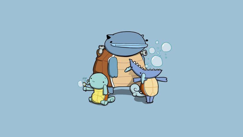 20586 - ¿Sabrías reconocer a estos Pokémon? II