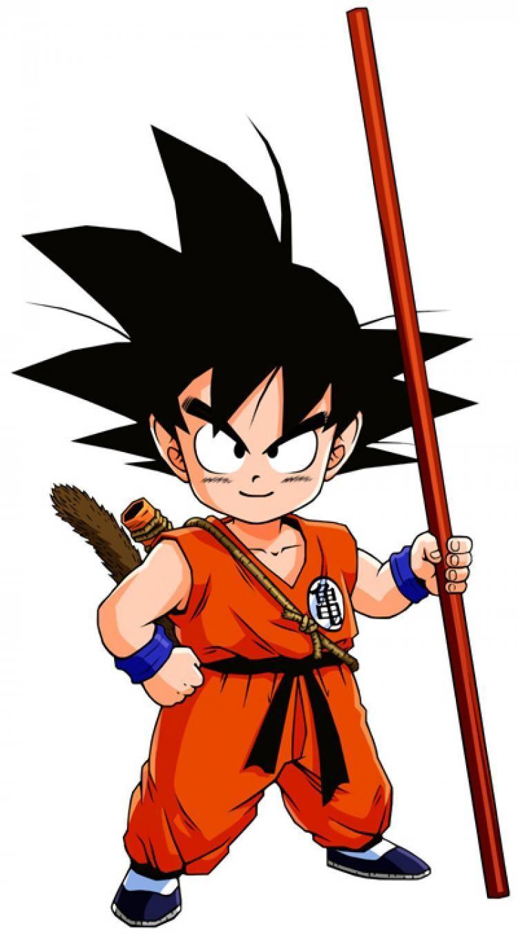 ¿Cuál es el ataque propio de Goku?