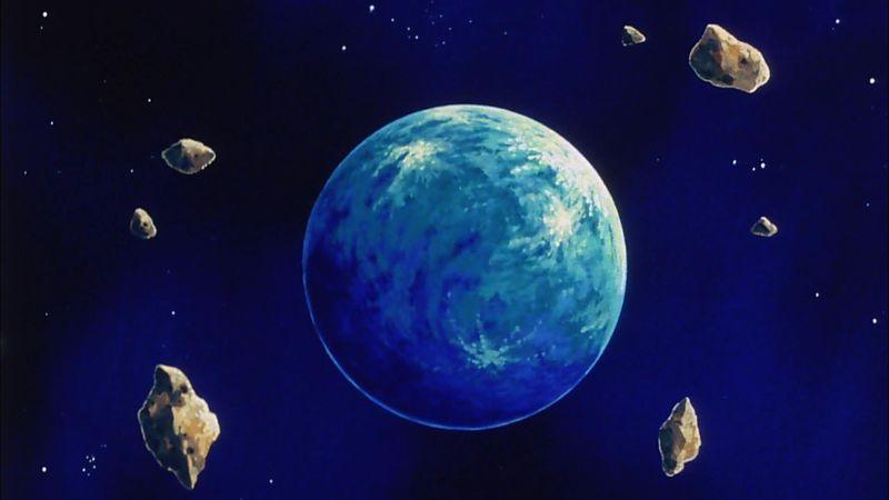¿Quién destruye el planeta Vegeta