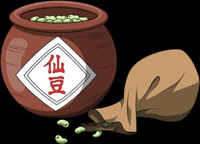 ¿Quién le da a Goku las semillas del ermitaño?