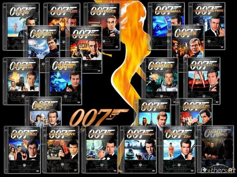 ¿Cuál es tu película favorita de James Bond?, coloca tu favorita en los comentarios.