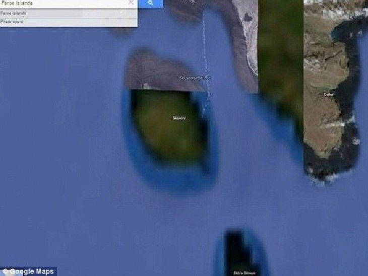 Vamos a unas Islas (si no lo aciertas retírate del test)