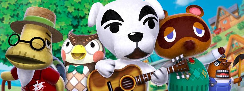 20657 - ¿Te sabes el nombre de estos personajes de Animal Crossing?