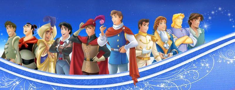 ¿Quién de los siguiente NO es un príncipe Disney?