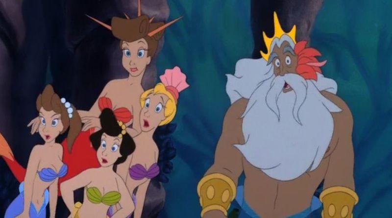 ¿Cuántas hermanas tiene Ariel?
