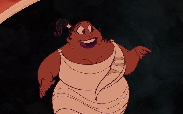 ¿Cuántas Musas aparecen en 'Hércules'?