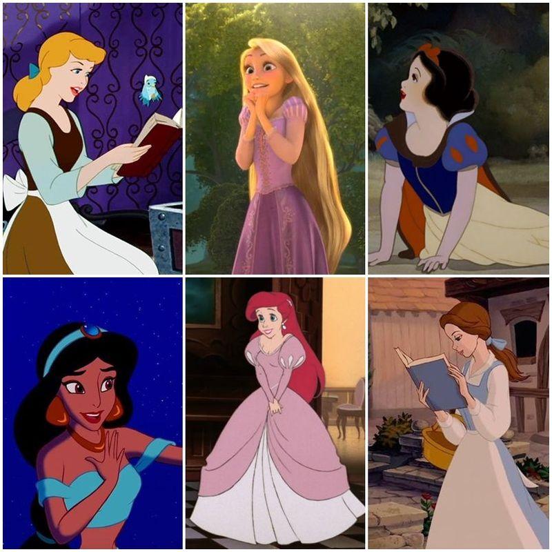 ¿Quién fue la PRIMERA princesa Disney?