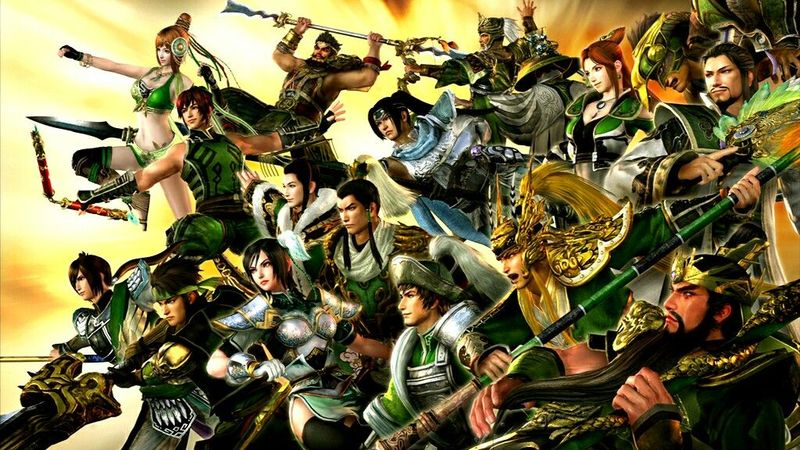 ¿Fire Emblem o Dynasty Warriors?