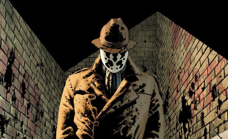 ¿De dónde sacó Rorschach su máscara?