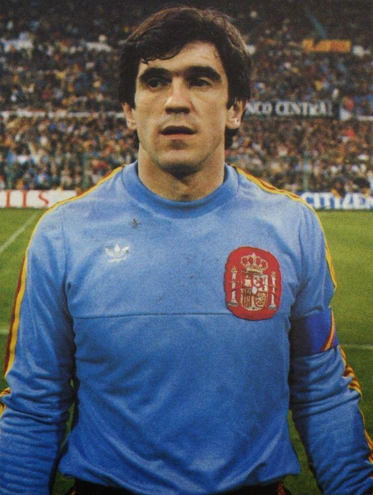 ¿Cuántos partidos jugó Luis Miguel Arconada con la selección española?