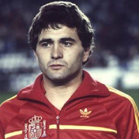 ¿Cuántos partidos jugó Rafael Gordillo con la selección española?