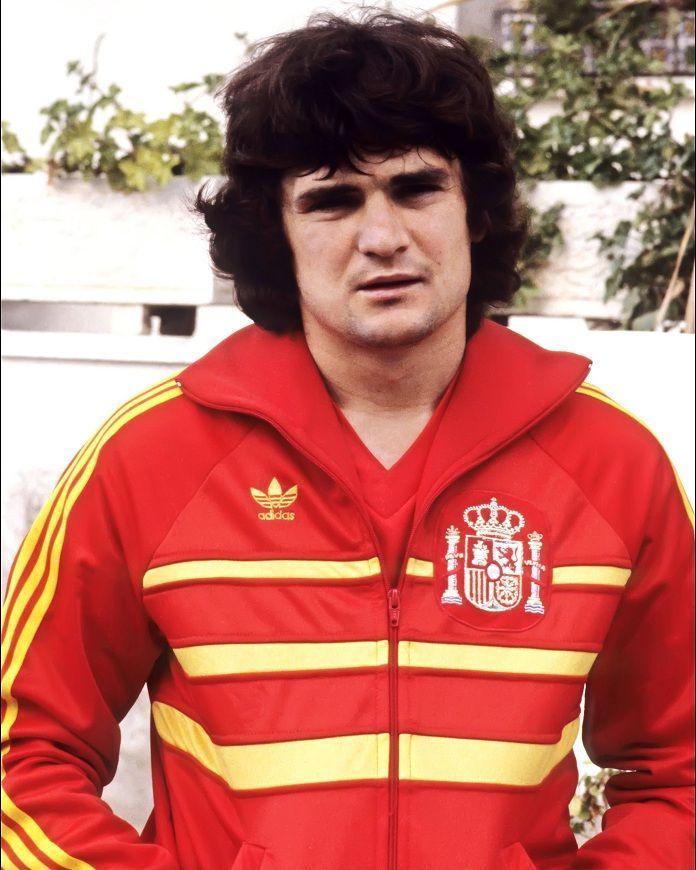 ¿Cuántos partidos jugó José Antonio Camacho con la selección española?