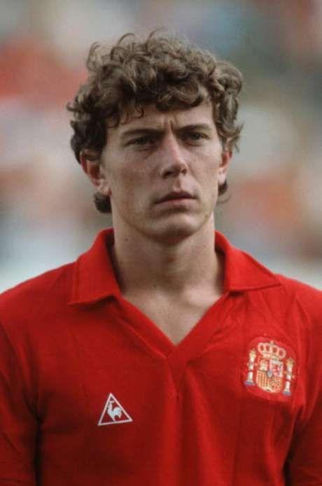 ¿Cuántos partidos jugó Emilio Butragueño con la selección española?