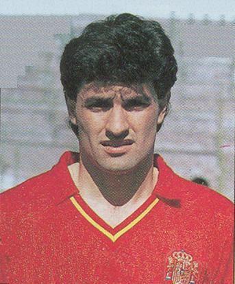 ¿Cuántos partidos jugó Míchel González con la selección española?