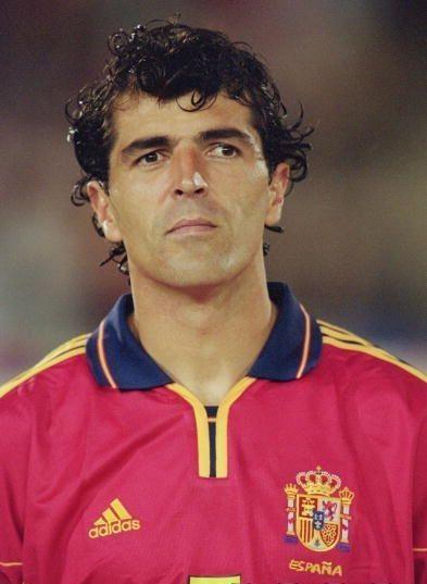 ¿Cuántos partidos jugó Miguel Ángel Nadal con la selección española?