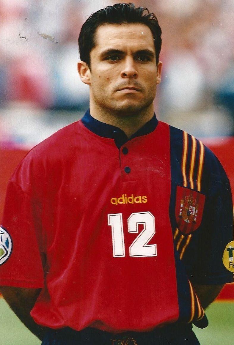 ¿Cuántos partidos jugó Sergi Barjuan con la selección española?