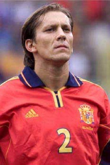 ¿Cuántos partidos jugó Míchel Salgado con la selección española?