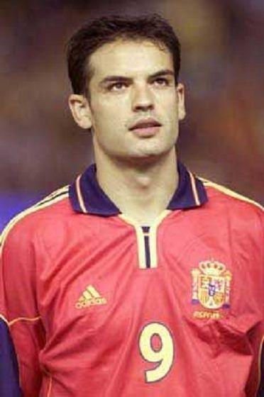 ¿Cuántos partidos jugó Fernando Morientes  con la selección española?